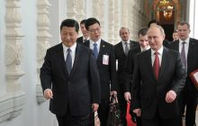 Mr Xi goes to Moscow