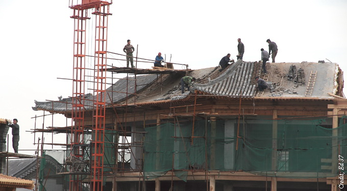 China takes a flexible hand to real estate measures